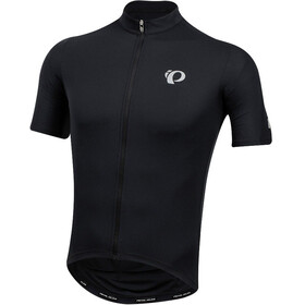 PEARL iZUMi Select Pursuit Short Sleeve Jersey Men black/smoked pearl diffuse